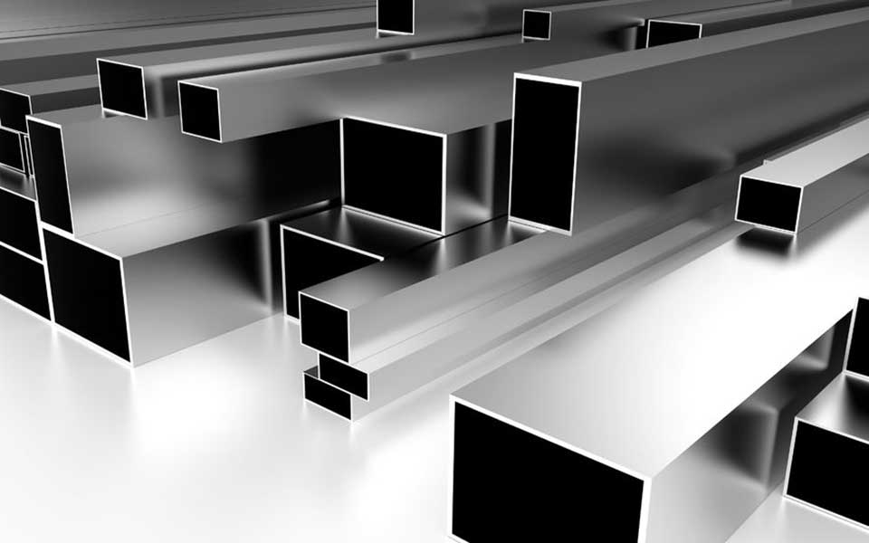 Aluminium-Stabprofile